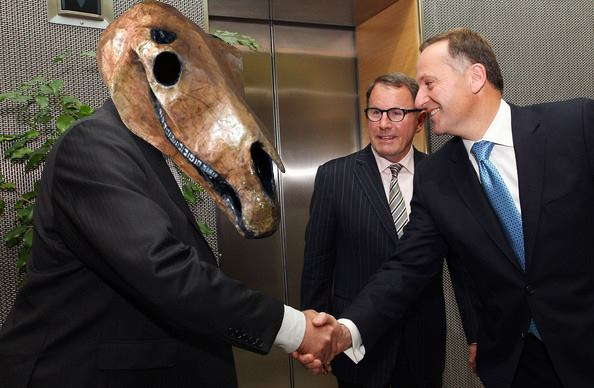 The Transmogrification of John Key