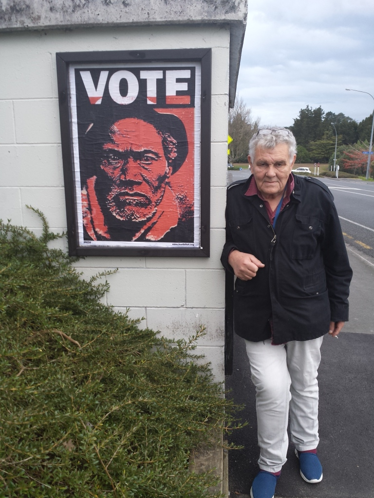 VOTE - Hamilton - New Zealand - September 2014